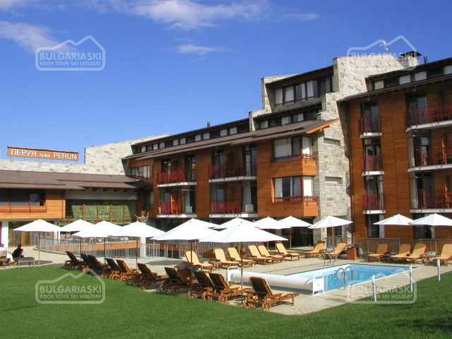 Perun Hotel Bansko1