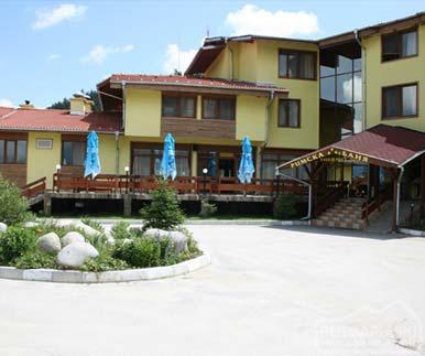 Rimska Banya Hotel1