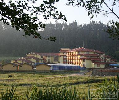 Rimska Banya Hotel2