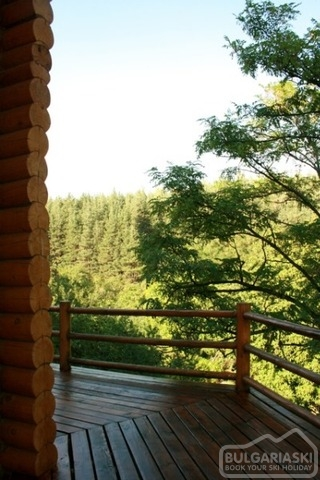 The Green Pine Chalet14