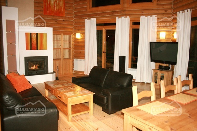 The Green Pine Chalet6