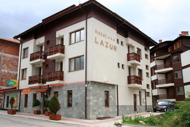 Lazur Family Hotel1