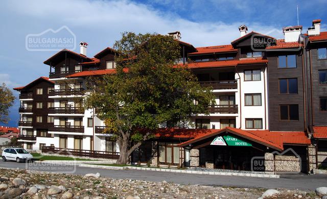 Mountain Paradise 3 Aparthotel 1