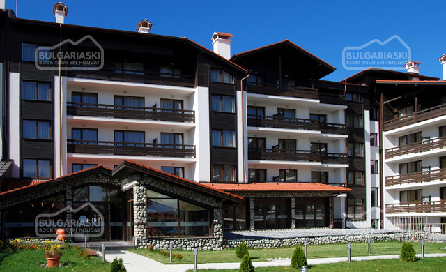 Mountain Paradise 3 Aparthotel 3