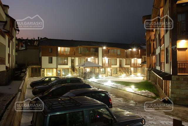 Adeona Ski & Spa Aparthotel5