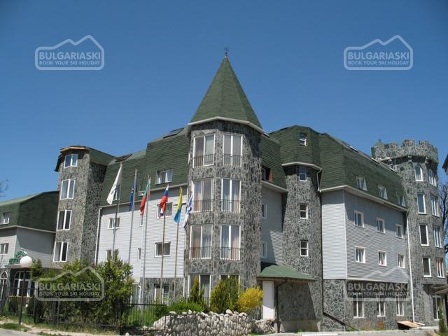 Chateau Vaptsarov Hotel1
