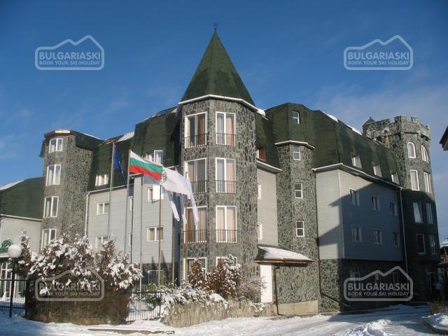 Chateau Vaptsarov Hotel4