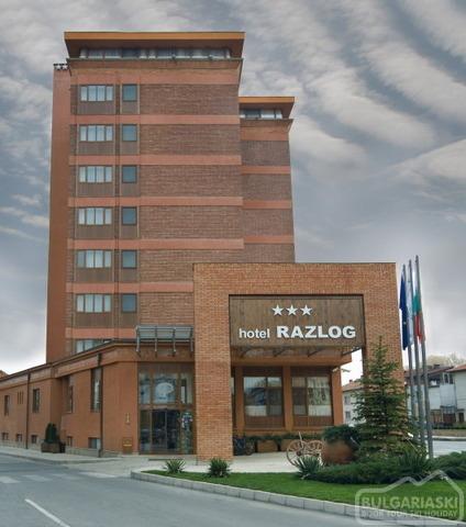 Hotel Razlog1